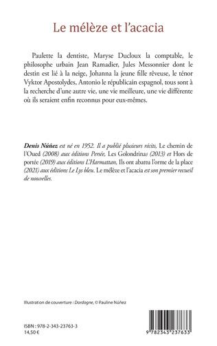 4eme Le mélèze et l'acacia