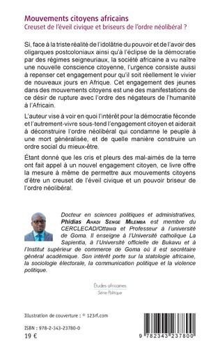 4eme Mouvements citoyens africains