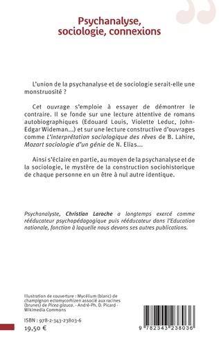 4eme Psychanalyse, sociologie, connexions