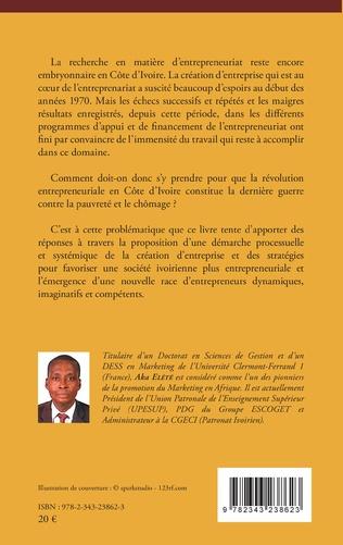 4eme La problématique de l'entrepreneuriat en Côte d'Ivoire