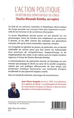 4eme L'action politique en République démocratique du Congo