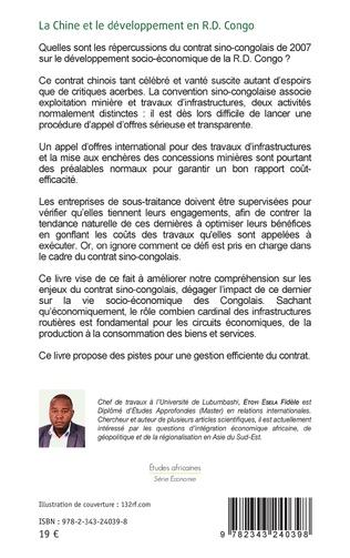 4eme La Chine et le développement en R.D. Congo
