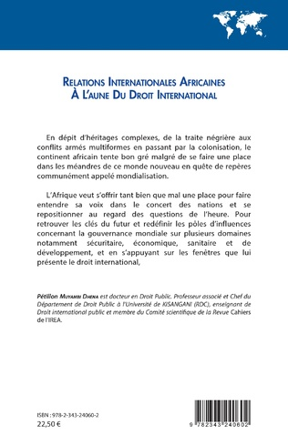 4eme Relations internationales africaines à l'aune du droit international