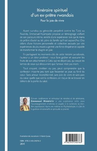 4eme Itinéraire spirituel d'un ex-prêtre rwandais