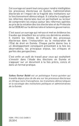 4eme A quoi servent les élections en Guinée ?