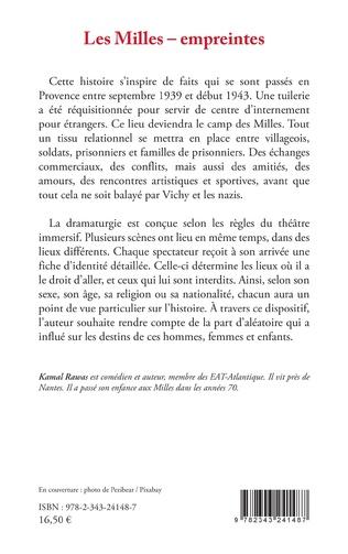 4eme Les Milles - empreintes