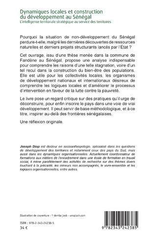 4eme Dynamiques locales et construction du développement au Sénégal