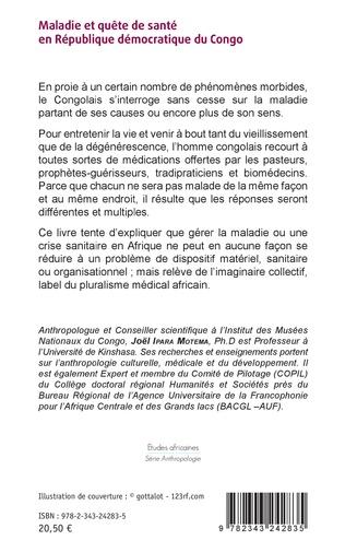 4eme Maladie et quête de santé en République démocratique du Congo