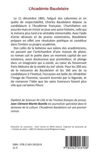 4eme L'Académie Baudelaire