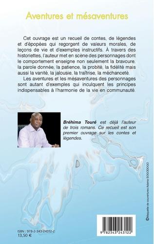 4eme Aventures et mésaventures (contes)