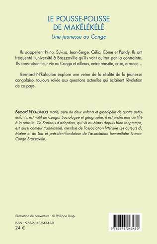 4eme Le pousse-pousse de Makélékélé