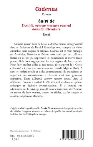 4eme Cadenas. Roman