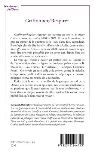 4eme Griffoner/Respirer