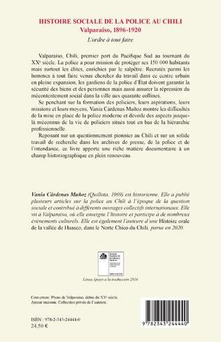 4eme L'histoire sociale de la police au Chili