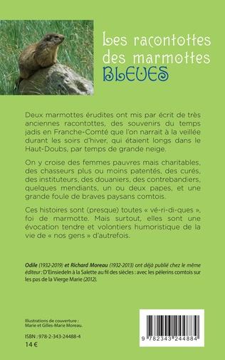 4eme Les racontottes des marmottes bleues