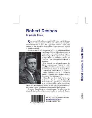 4eme Robert Desnos