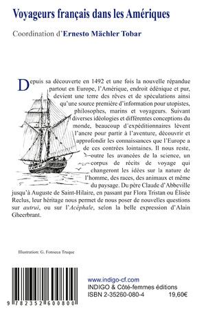 4eme Voyageur français dans les Amériques