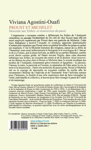 4eme Proust et Michelet