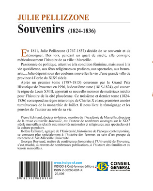 4eme Souvenirs (Tome 3) 1824-1836