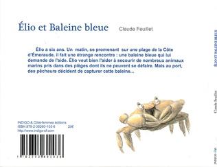 4eme Elio et baleine bleue