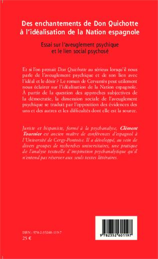 4eme Des enchantements de Don Quichotte à l'idéalisation de la Nation espagnole