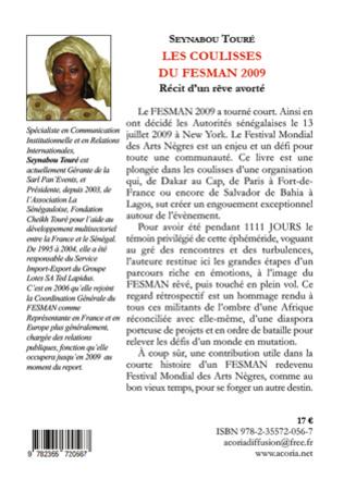 4eme Les coulisses du Fesman 2009