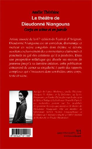 4eme Le théâtre de Dieudonné Niangouna