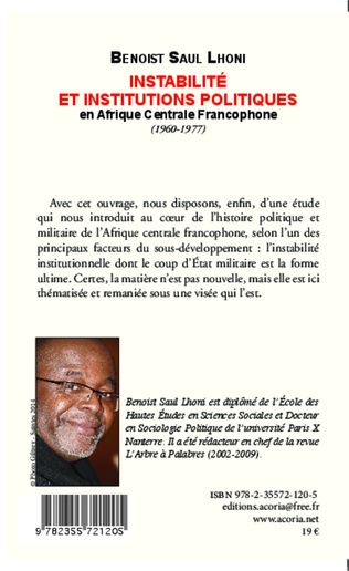 4eme Instabilité et institutions politiques en Afrique centrale francophone (1960-1977)