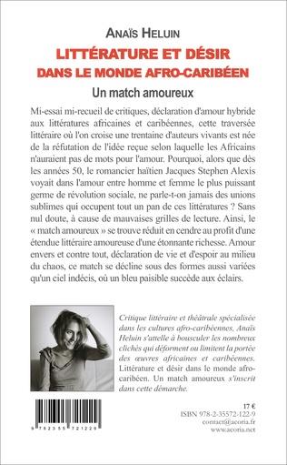 4eme Littérature et désir dans le monde afro-caribéen