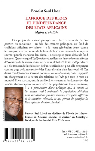 4eme Afrique des blocs et l'indépendance des Etats africains