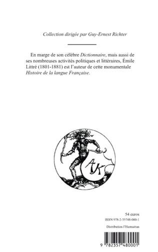 4eme Histoire de la langue Française Tome 1