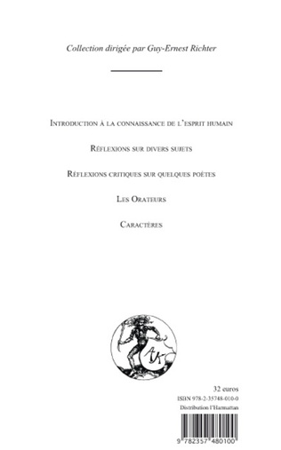 4eme Oeuvres complètes (Tome 1)