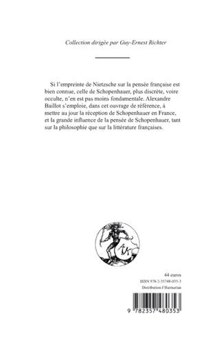 4eme Influence de la philosophie de Schopenhauer en France