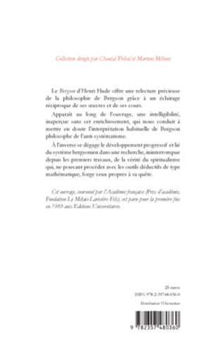 4eme BERGSON (Tome I)