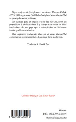4eme Cathédrales d'autrefois et usines d'aujourd'hui