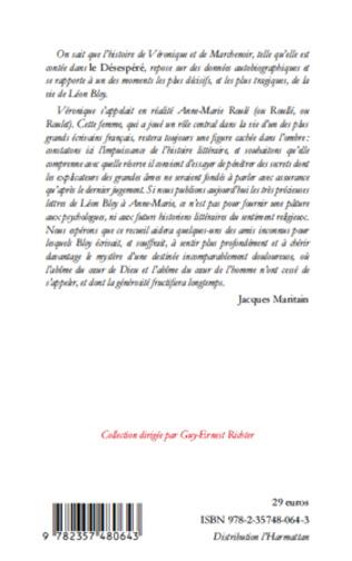 4eme Lettres à Véronique