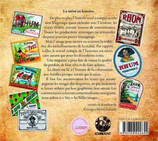4eme Les étiquettes de rhum racontent l'histoire de la Martinique et de la Guadeloupe