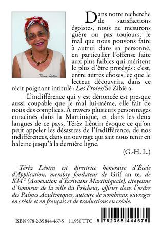 4eme Les Proies