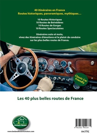 4eme Les 40 plus belles routes de France