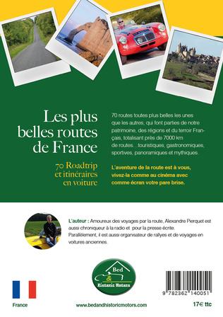 4eme Les plus belles routes de France