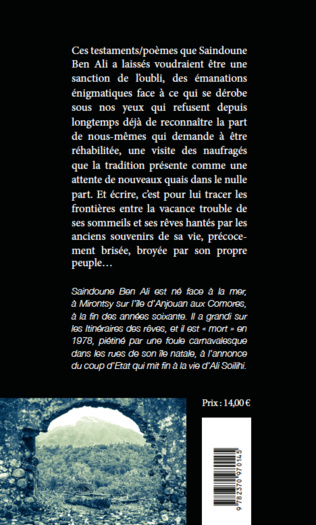 4eme Testaments de transhumance