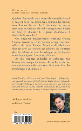 4eme Le best-seller de la rentrée littéraire