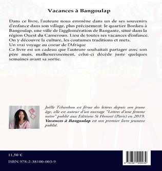 4eme VACANCES A BANGOULAP