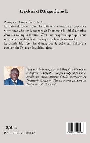 4eme Le pèlerin et l'Afrique Eternelle