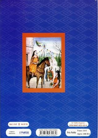 4eme Contes Kabyles - Tanina