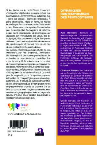 4eme Les pentecôtistes latino-américains dans une logique de marché
