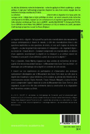 4eme La reconnaissance sociale et le Mouvement des Sans Terre du Brésil