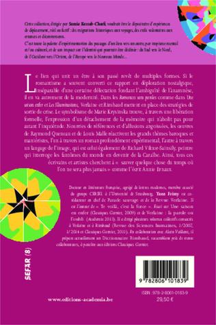 4eme Mémoires inquiètes : de Rimbaud à Ernaux