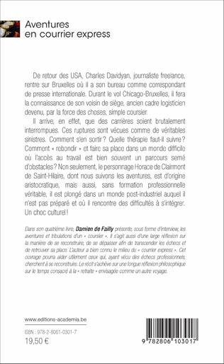 4eme Aventures en courrier express