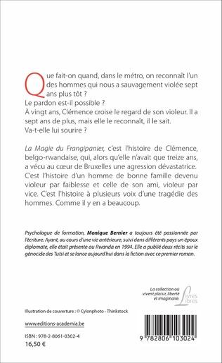 4eme La magie du frangipanier